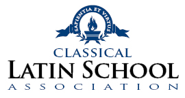 Classical Latin Schools Association Logo